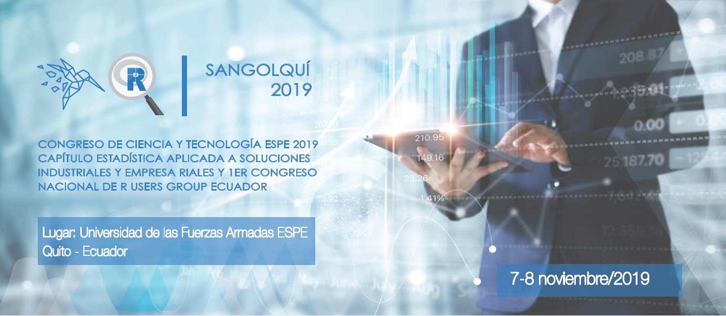 CONGRESO DE CIENCIA Y TECNOLOGÍA   2019 @ ESPE
