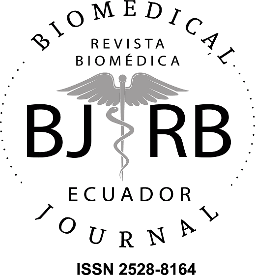 Logo Revista biomedical ESPE